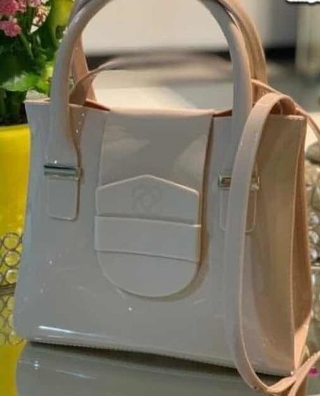 Cartera Love Bag Solapa, Importada Petite Jolie