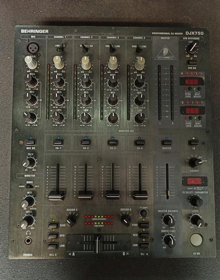 Mixer Behringer Djx 750