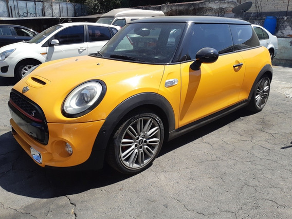 Mini Cooper 2.0 3p S Hot Chili L4 T Man Mt 2015
