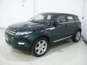 Land Rover Evoque 2.0 Si4 Pure Tech Pack 2013