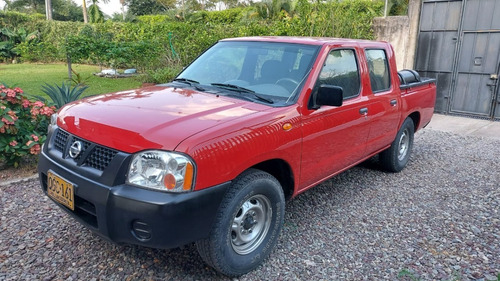 Nissan Frontier 2.5l 133 Hp 4x2 Gasolina