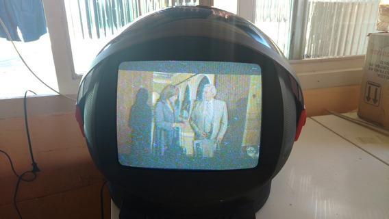 Tv Philils Modelo Capacete. Discoverer