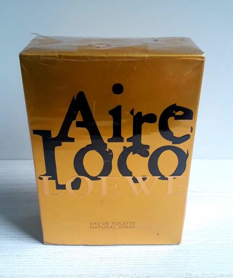 Perfume Aire Loco De Loewe Edt 100ml Original! Lacrado!