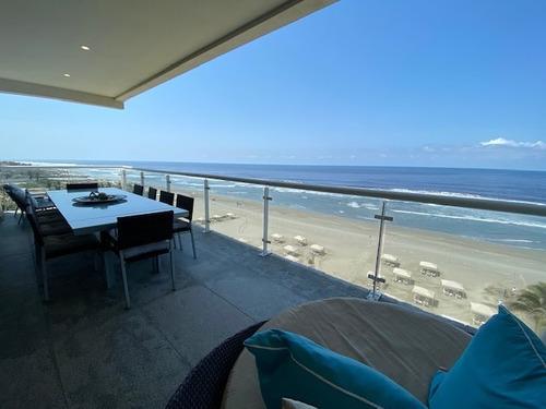 Imagen 1 de 14 de Espectacular Departamento En Ocean Front Playa Diamante A La