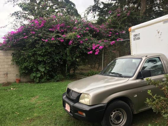 Mitsubishi Pick Up L-200 Perfecto Estado (precio Negociable)
