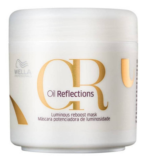 Wella Professionals Oil Reflections - Máscara Capilar 150ml