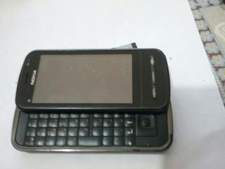 Celular Nokia C6 Uso Pecas