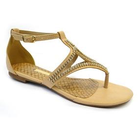 2272726ae7 Sandalia Avarca Via Marte Rasteiras Uno - Sapatos no Mercado Livre ...
