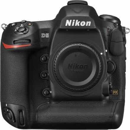 Câmera Nikon D5 Dslr Body