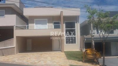 Casa Residencial À Venda, Condomínio Villagio Di Napolii, Valinhos. - Ca5814
