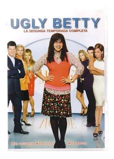 Ugly Betty La Fea Mas Bella Segunda Temporada 2 Dos Dvd