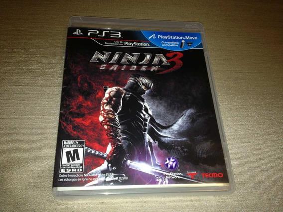 Ninja Gaiden 3 - Compatível Com Playstation Move