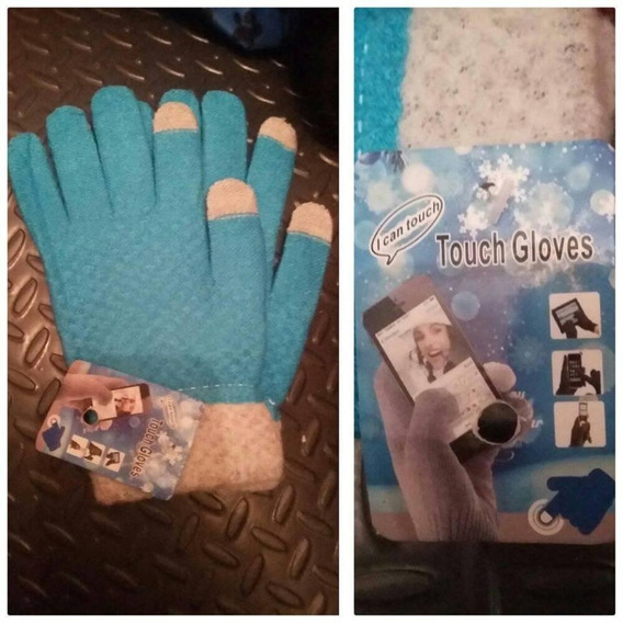 Guantes Touch Celular Tablet Android