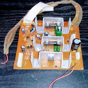 Placa De Saida Da Bateria Eletronica Cassio Ld-80