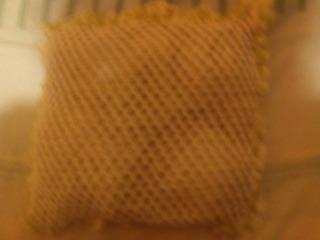 Almohada En Crochet