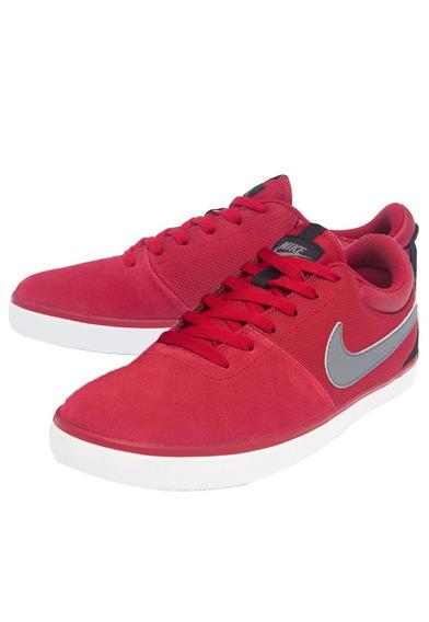 Tênis Nike Rabona Sb Vermelho Original + Nfe
