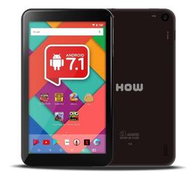 Tablet Ht 705 Tela 7 8gb Câmera Wi-fi Ram 1gb And.7.1 Preto