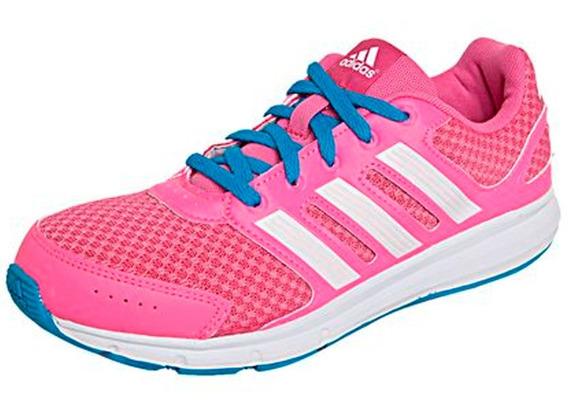 Tenis Feminino Esporte Infantil adidas Lk Sport Rosa Menina