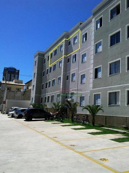 Apartamento Residencial Para Locação, Barranco, Taubaté. - Ap0169