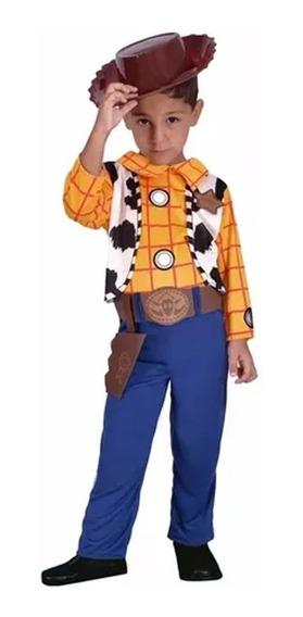 Disfraz Woody Toy Story Vaquero Sheriff Lic Original