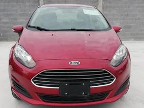 Ford Fiesta 1.6 Se Sedan Mt