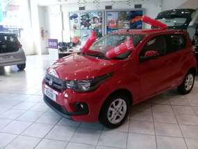 Fiat Mobi 1.0 Way Anticipo 21.900 Promo Especial