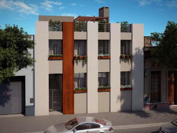 2 Dormitorios A Estrenar U101 En Centro Yaguarón 2030