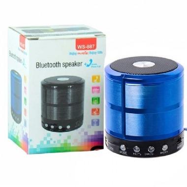 Caixa Som Portatil ( 5w)(azul)(usb/bluetooth/fm/sd)(xtrad)