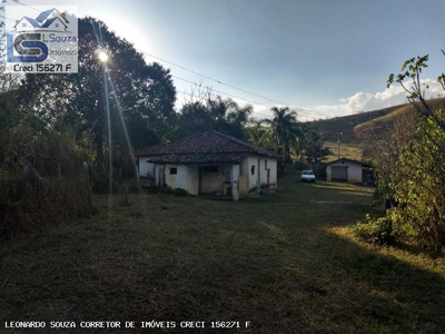 Chácara Para Venda Em Socorro, Zona Rural, 2 Dormitórios, 1 Banheiro, 2 Vagas - 806