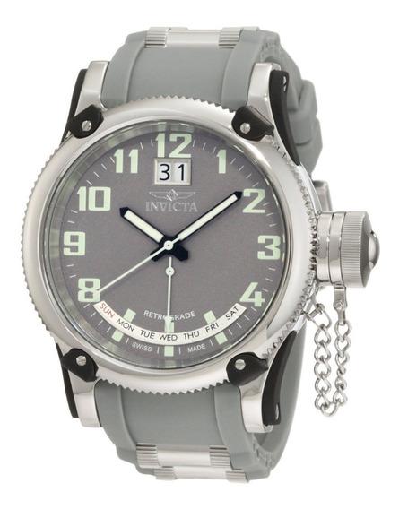 Relogio Invicta Russian Diver 1596 /60 Mm 100% Original