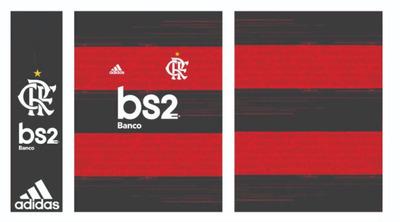 Vetor Camisa Flamengo 2020