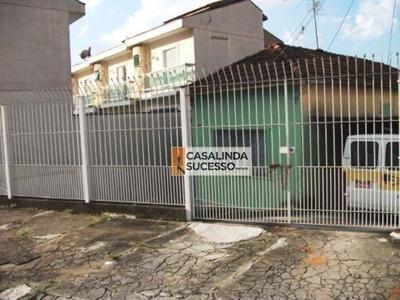 Terreno 290m² Com Construção Vila Matilde, São Paulo - Te0063. - Te0063