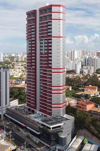 Apartamento À Venda, 63 M² Por R$ 450.000,00 - Caminho Das Árvores - Salvador/ba - Ap0737