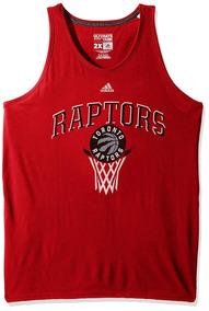 Playera Sin Mangas adidas Toronto Raptors Climalite Original