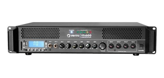 Amplificador De Línea Vento Vpa600 600w