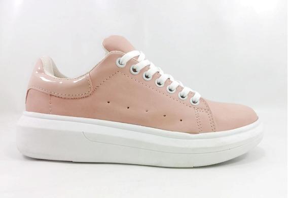 Zapatilla Sneaker Mujer Urbana Plataforma Soledad Verano2020
