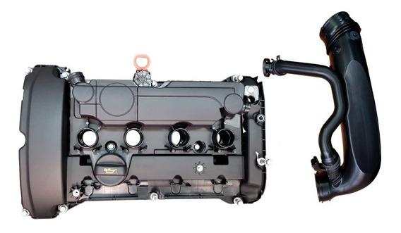 Tampa Válvulas + Tubo Peugeot 308 408 3008 5008 Thp 1.6 16v