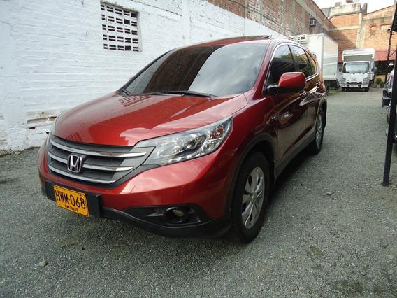Honda Cr-v Ex-l 2.400 4x4 Automatica 2014 Refull