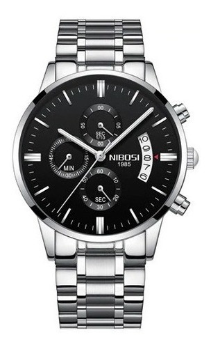Relógio Masculino De Luxo Á Prova D