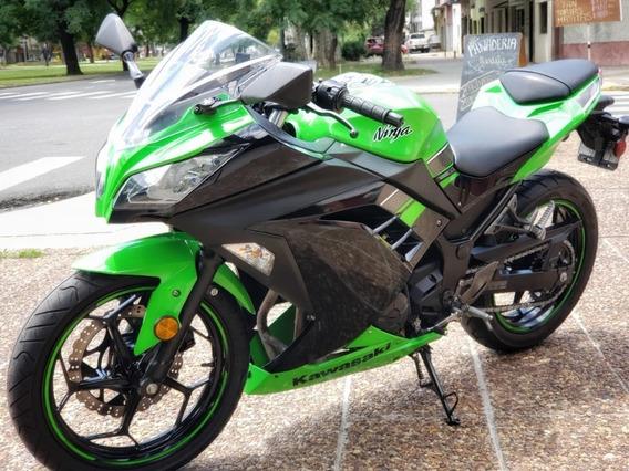 Kawasaki Ninja 300 Edición Especial - No Ktm R3 Cb300