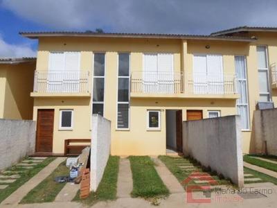 Ambos - Casa Em Condomínio Residencial Manacás - Bairro Dos Pereiras / Cotia/sp - 5361