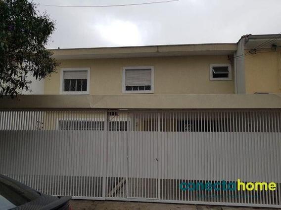 Sobrado De 340 M², 4 Dormitórios Com 3 Suítes E 6 Vagas No Brooklin - Zs1792al