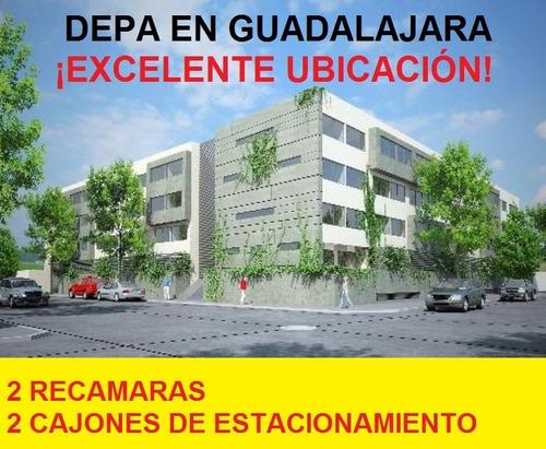 Departamento Venta Guadalajara 2r 1b 2e Bien Ubicado
