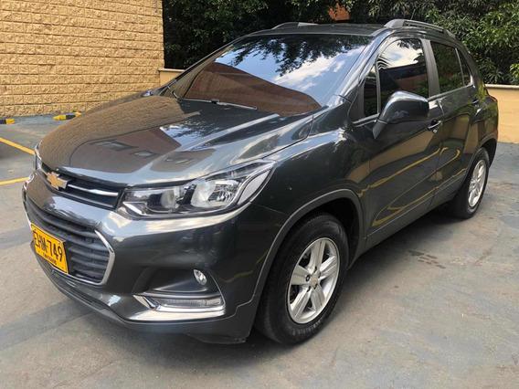 Chevrolet Tracker Lt 4x2 Automatica 2018