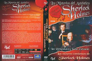 Los Autenticos Misterios Sherlock Holmes Coleccion 5 Dvd