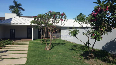 Casa Térrea Residencial À Venda,condomínio Jardim Italia Ii , 2terrenos, Cuiabá. - Ca0050