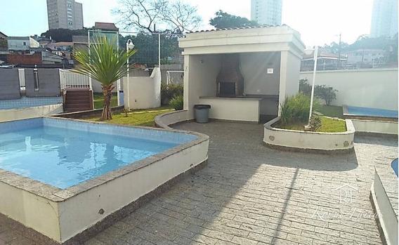 Apartamento Com 2 Dormitórios Para Alugar, 55 M² Por R$ 1.500/mês - Jaguaré - São Paulo/sp - Ap4540