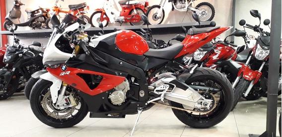 Bmw S 1000 Rr Con Acc Dolar Bille S1000rr Permuto Qr Motors