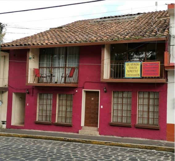 En Venta Casa En La Zona Centro De Xalapa