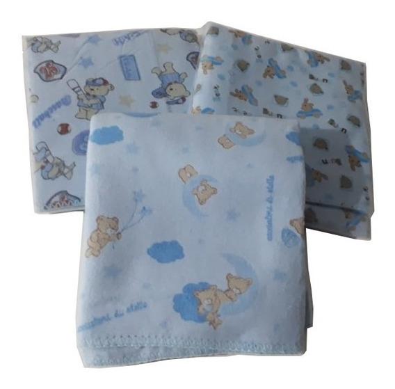 Cobertor Bebe Infantil Estampado Menino/menina